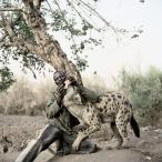 pieter-hugo-the-hyena-and-other-men-mallam-galadima-ahmadu-with-jamis-nigeria-2007